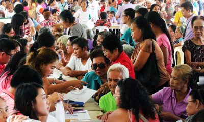 Senior citizens in Cebu