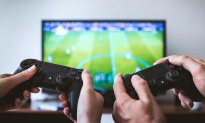 Gaming at home