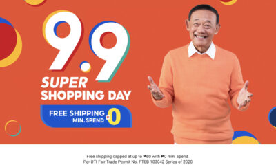 Shopee 9.9 Sale