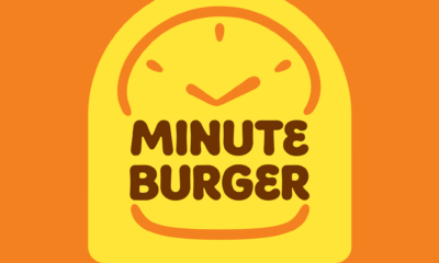 Minute Burger rebrand