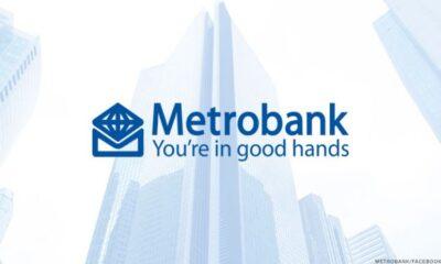 metrobank logo and tagline