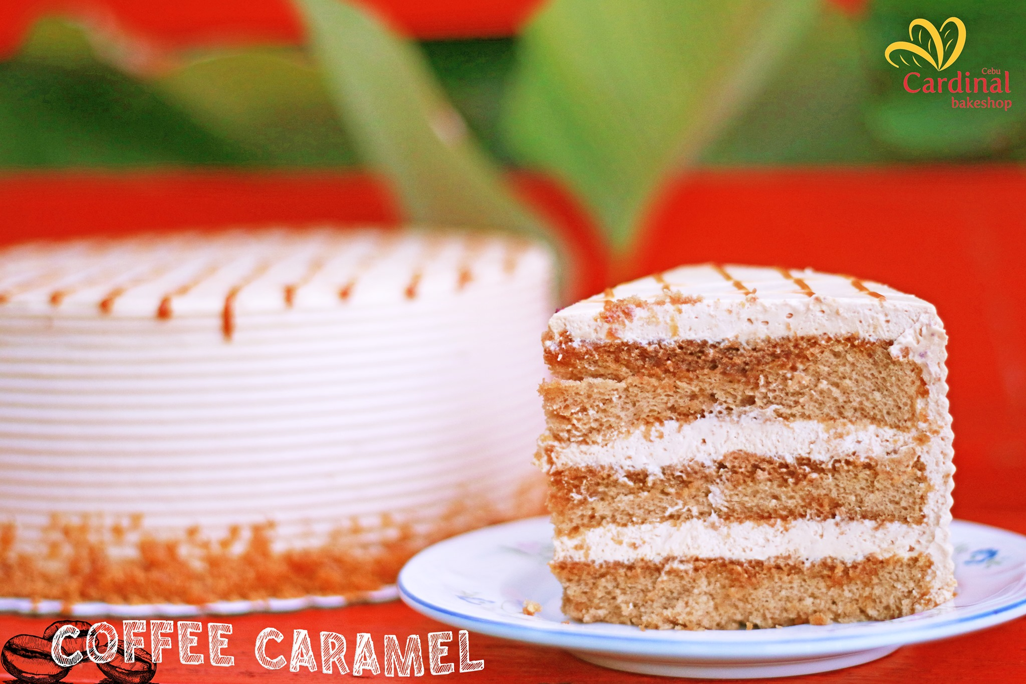strawberry shortcake from cebu cardinal bakeshop