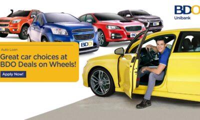 bdo car loan